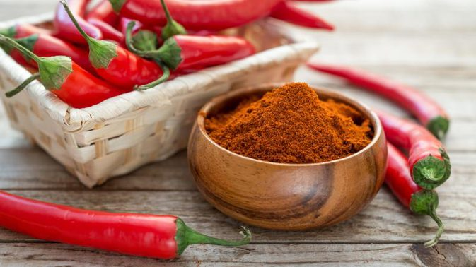 Cayenne Pepper cellulite