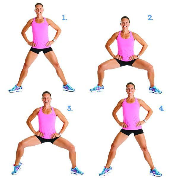 ćwiczenia, aby pozbyć się cellulitu