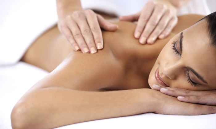 Massage to get rid of cellulite