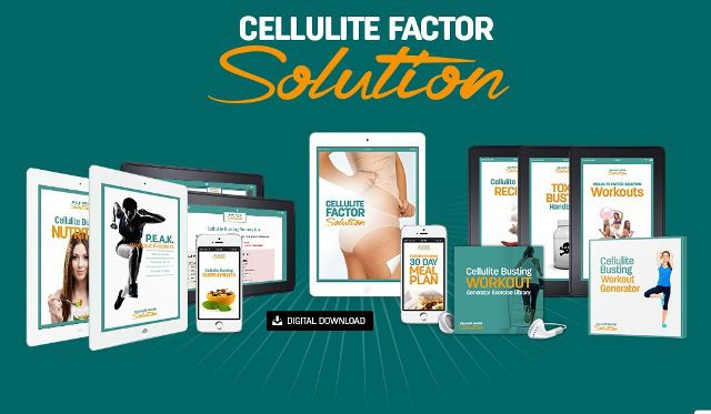 Cellulite Factor Solution Review