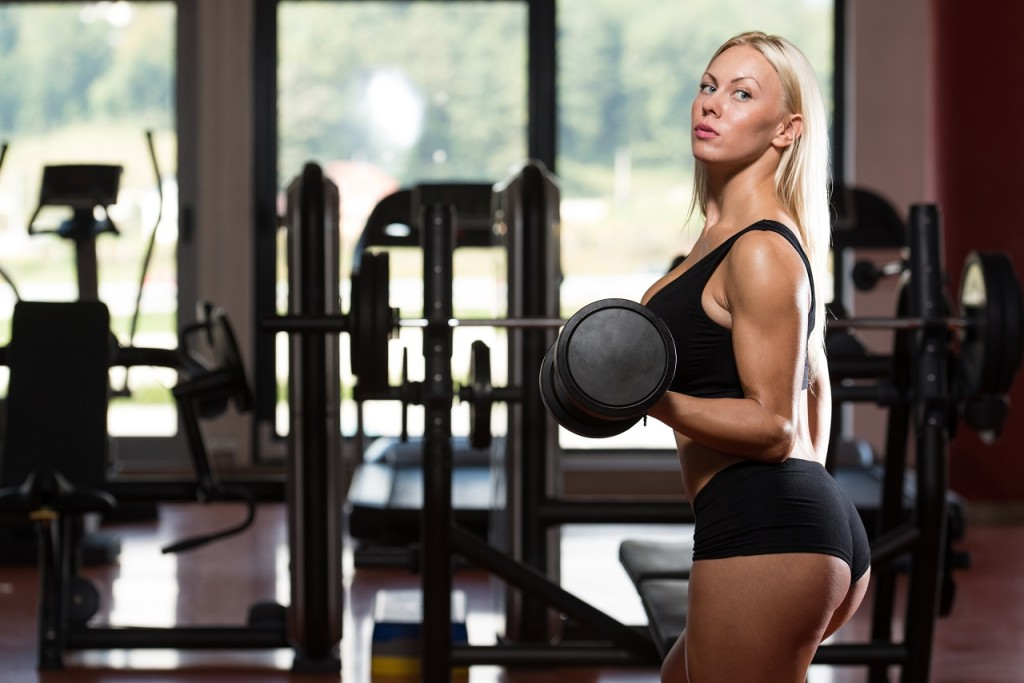 Weightlifting for cellulite