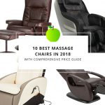 Massage Chair: 5 Best Massage Chairs in 2019 (With Price Guide)