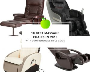 Massage Chairs: 10 Best Massage Chairs in 2018 (With Price Guide)