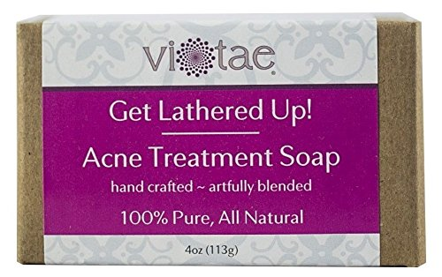 Vi-Tae Organic Back Acne Treatment Soap