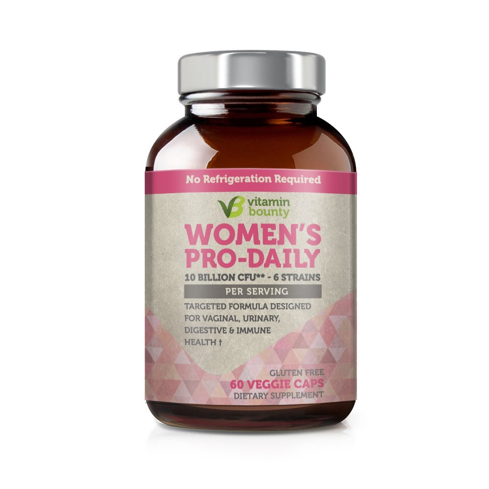 womens pro daily probiotic for women