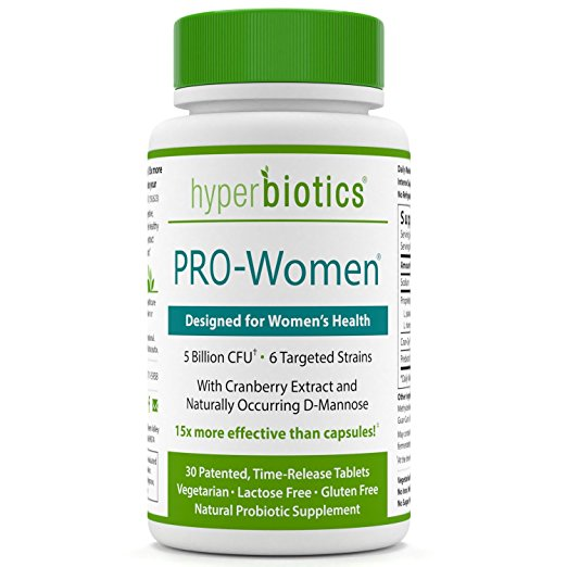 PRO-Women: Probiotics for Women