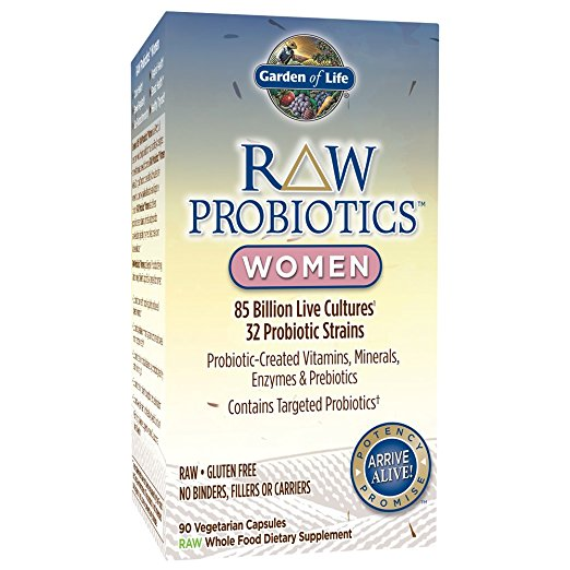 Garden of Life - RAW Probiotics Women