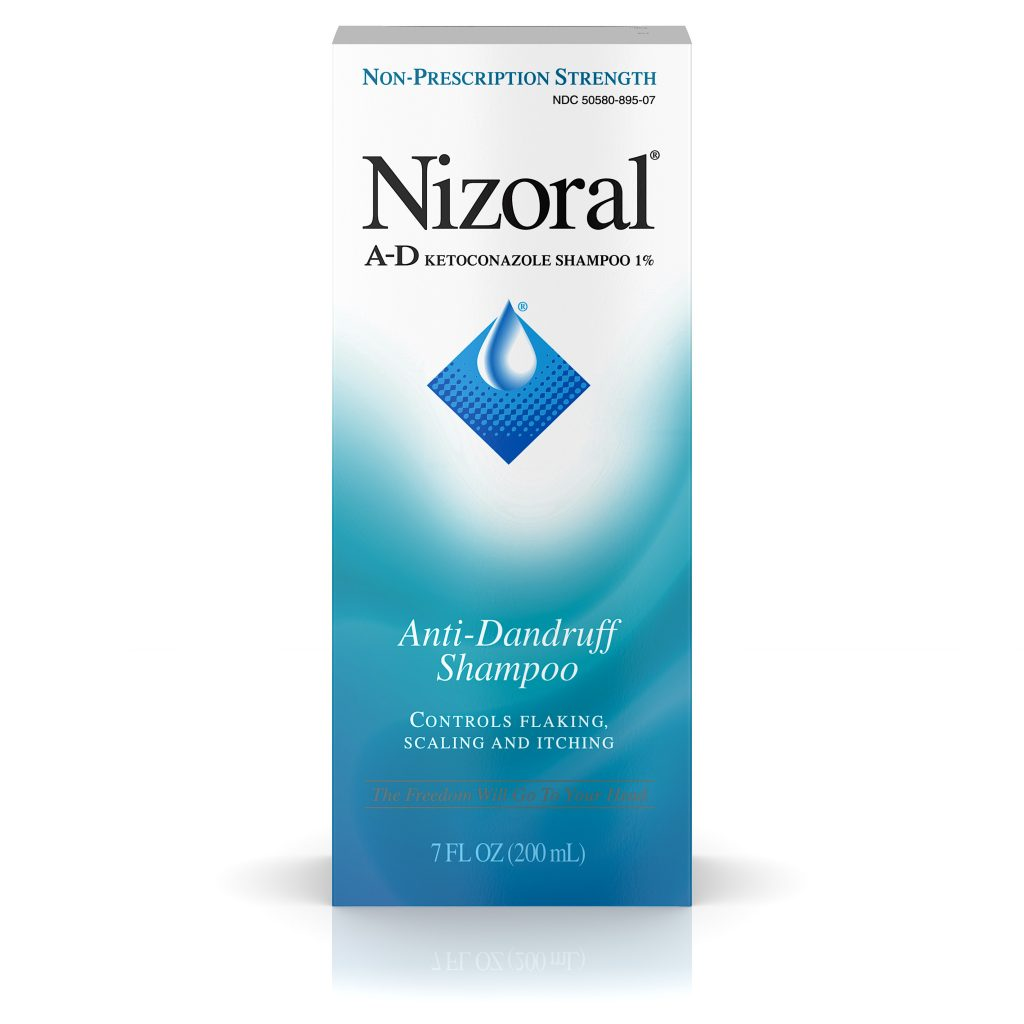 nizoral dandruff shampoo