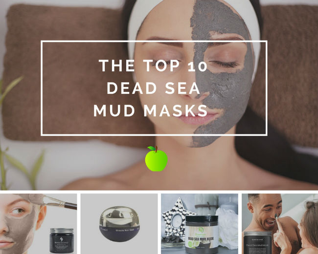 The Top 10 Dead Sea Mud Mask On The Market