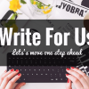 Write For Us / Contribute