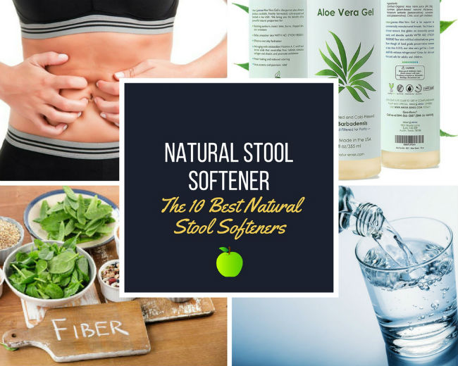 Natural Stool Softener