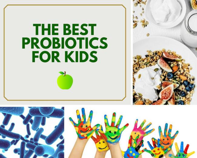 Best probiotics for kids