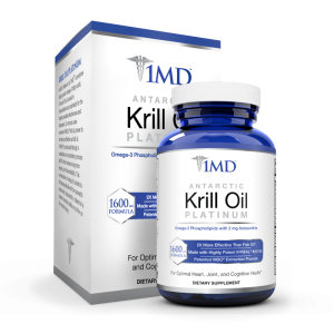 1MD Antarctic Krill Oil Platinum