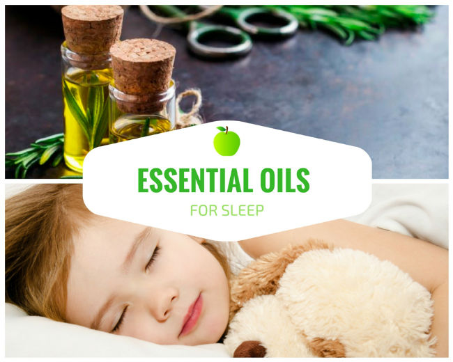 Essential Oils For Sleep Better