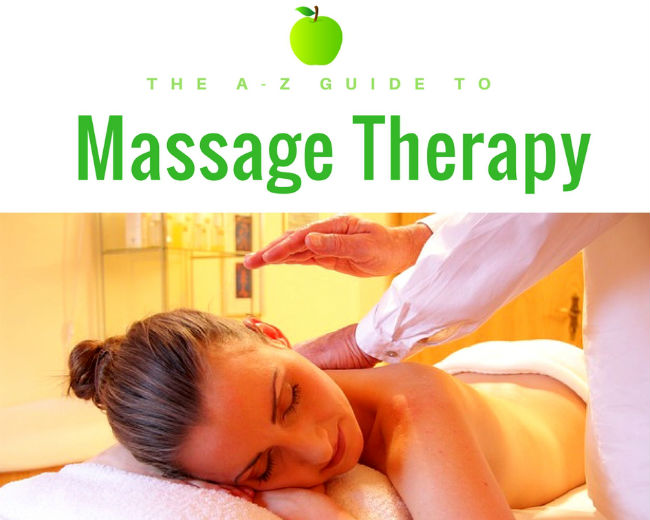 The A-Z Guide to Massage Therapy and Electronic Massagers