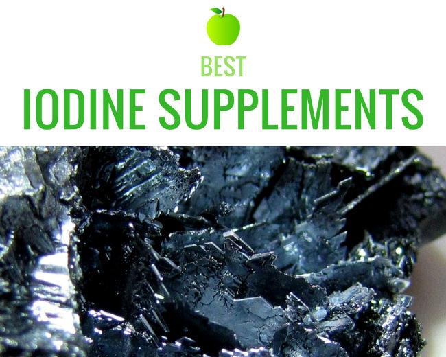 Best Iodine Supplements