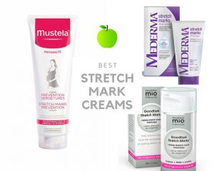 8 Best Stretch Mark Creams in 2018 That Help Remove Stretch Marks