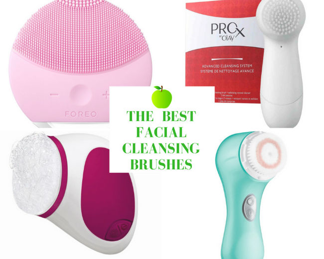Facial Cleansing Brush The 7 Best Facial Cleansing Brushes In 2018