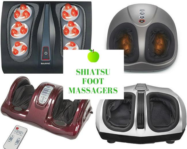 The 7 Best Shiatsu Foot Massagers in 2019