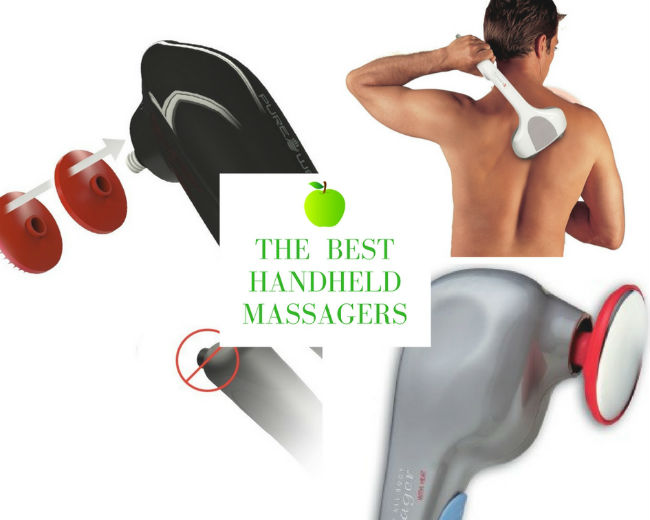 The 7 Best Handheld Massagers On The Market