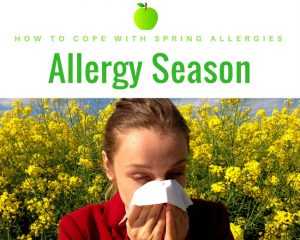 Allergy Season: How to Cope With Spring Allergies