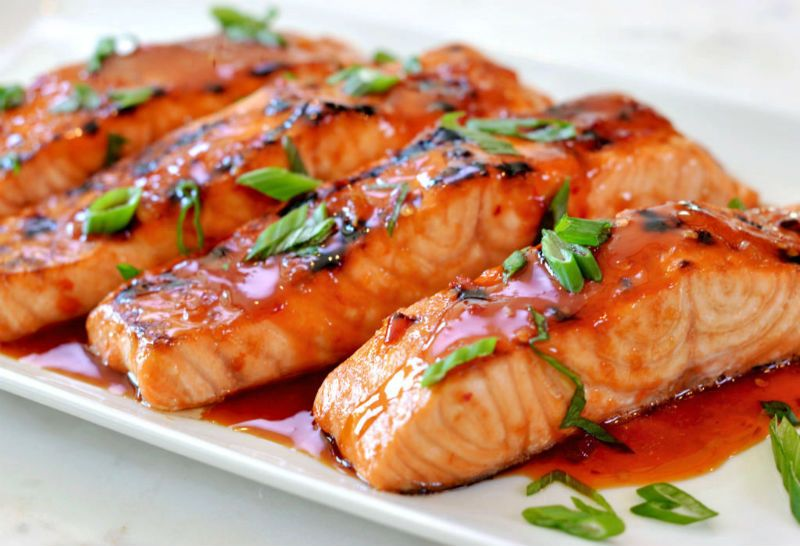 salmon for cellulite