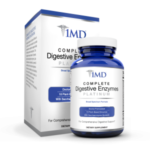 1MD Complete Digestive Enzymes