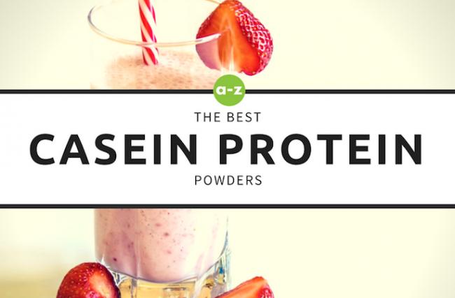 Casein Protein: The 7 Best Casein Protein Powders in 2018