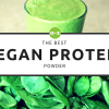 Vegan Protein Powder: The Top 10 Protein Powder Supplements for Vegans
