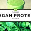 Vegan Protein Powder: The Top 10 Protein Powder Supplements for Vegans