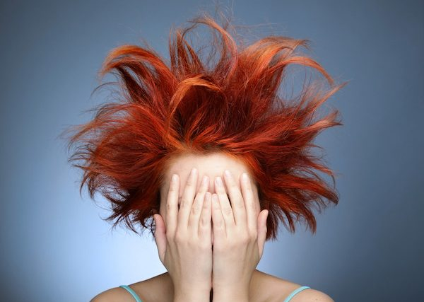 What to Do When You Have Too Much Hair