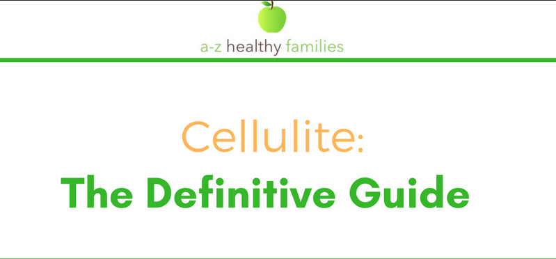 Infographic what is cellulite, the definitive guide